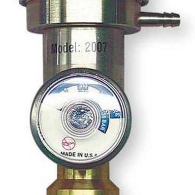 Demand Flow Gas Regulator for 17L & 34L cylinders