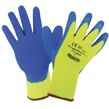 Cold Resistant Latex Coated Glove