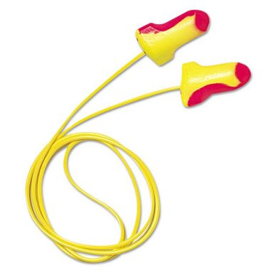 Laser Lite Corded Disposable Ear Plugs