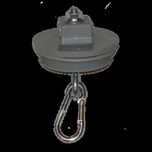 Bailer/Skimmer Holding Well Cap
