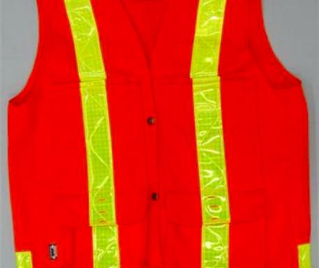 Fire Resistant Vest (CSA)
