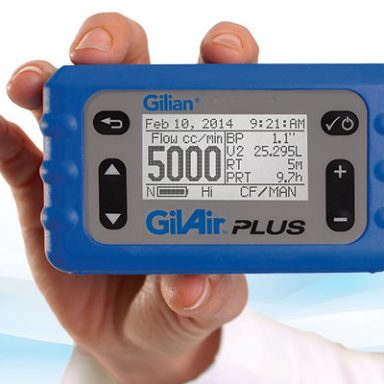 GilAir Plus Personal Air Sampling Pump