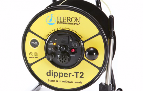 Heron Dipper T2 – Static & drawDown Levels