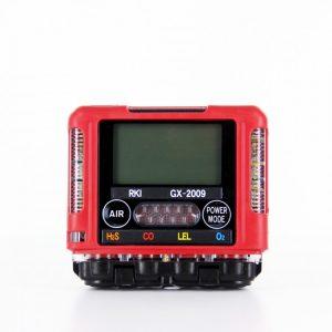 RKI GX-2009 Personal 4-Gas Monitor