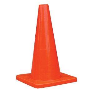 Traffic Delineator Cone-18″