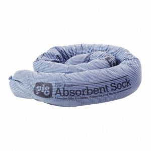 Pig Blue Absorbent Sock