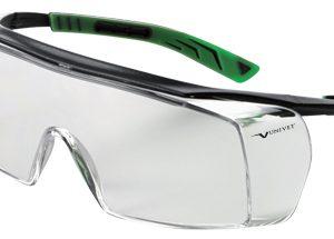 Univet Ultimate Overspec 5X7 Safety Glasses
