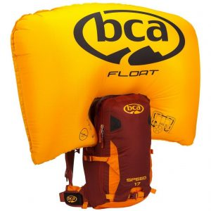 BCA Float 17 Speed Maroon Avalanche Airbag