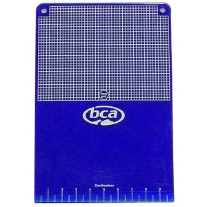 BCA Polycarbonate Crystal Card