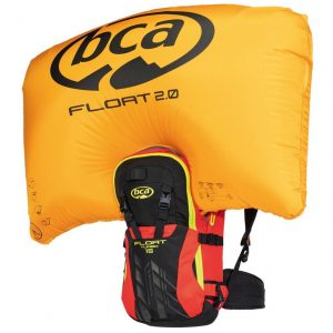 BCA Float 15 Turbo Black Avalanche Airbag